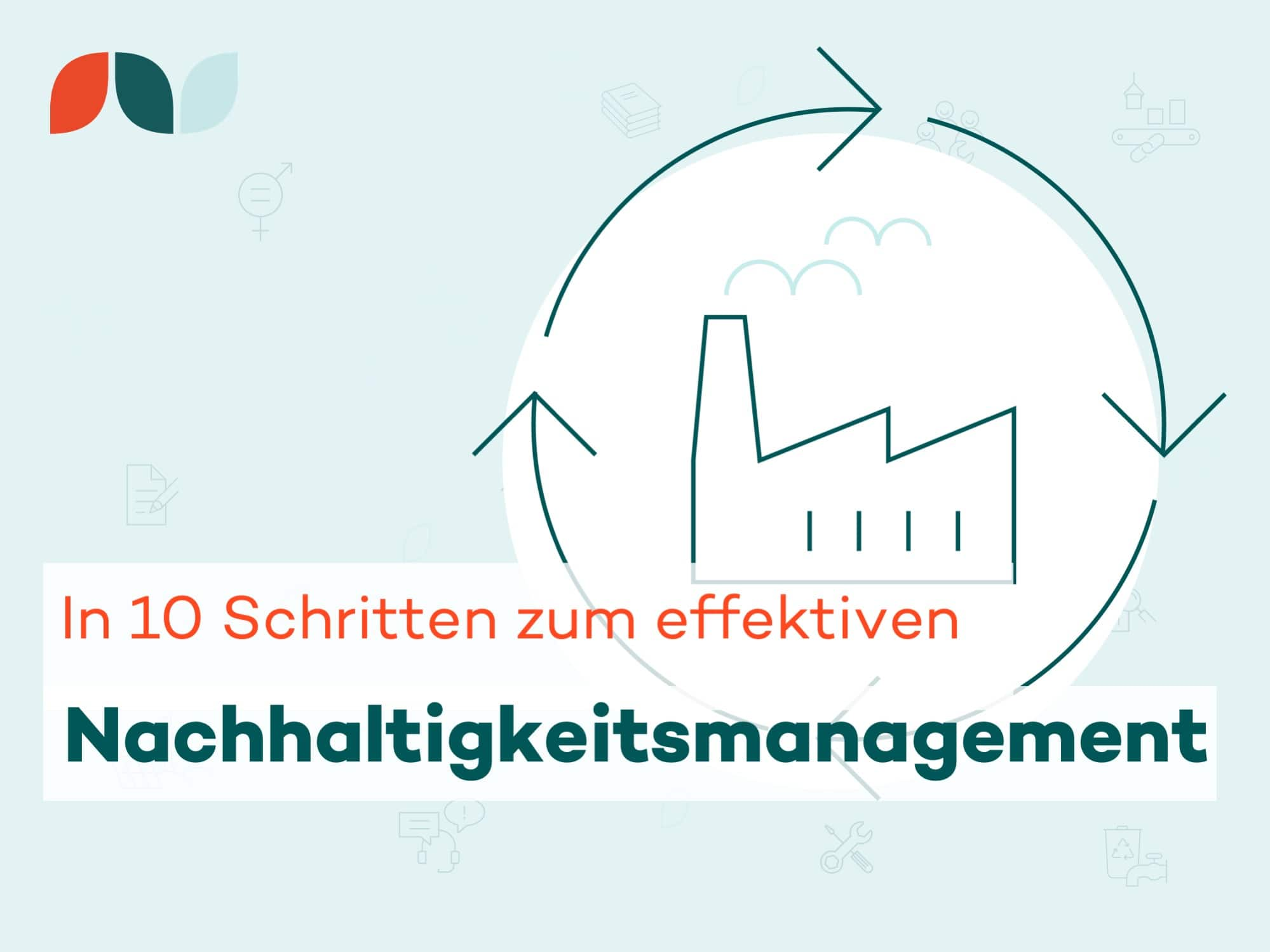 Thumbnail-In 10 Schritten zum effektiven Nachhaltigkeitsmanagement